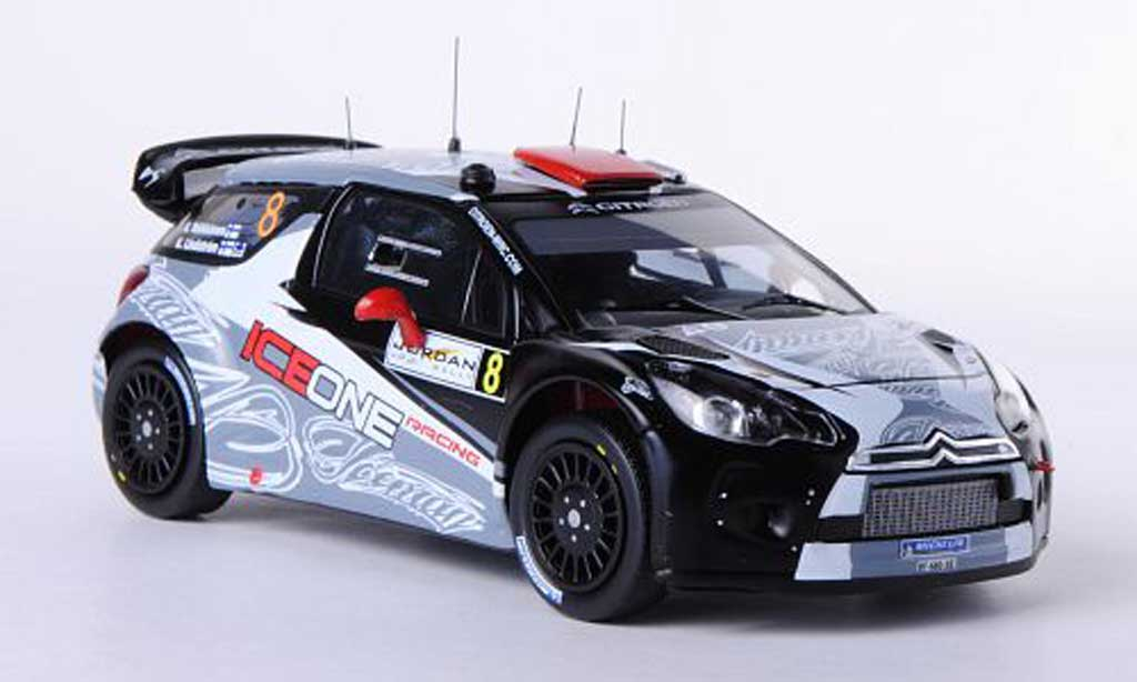 citroen ds3 wrc 2011 no 8 ice one racing k raikkonen k. Black Bedroom Furniture Sets. Home Design Ideas