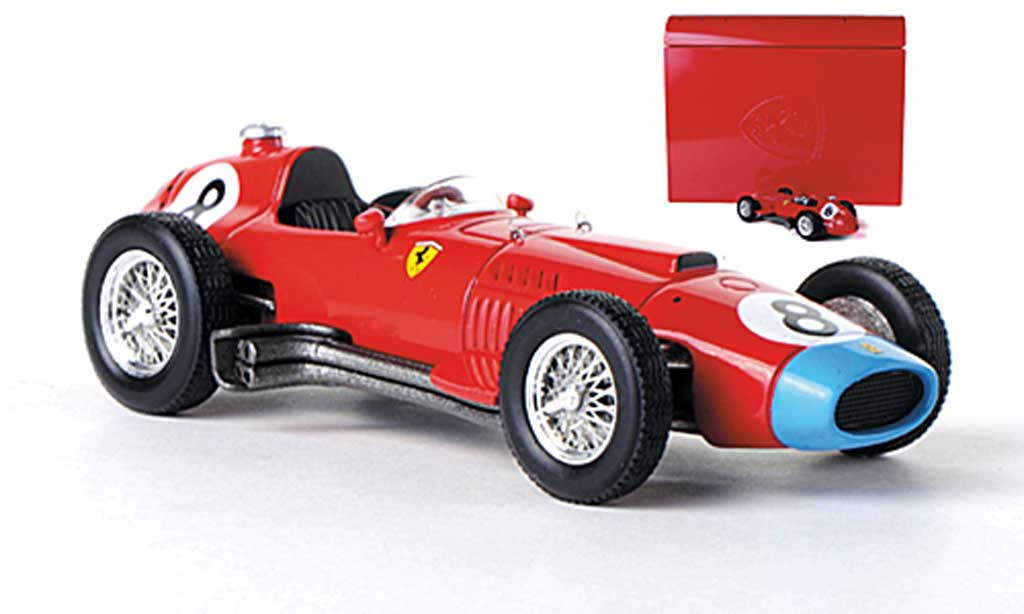 Ferrari F1 1957 1/43 IXO 1957 801 No.8 M.Hawthorn GP Deutschland diecast model cars