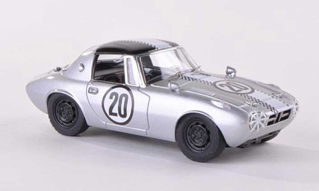 Toyota Sports 800 1/43 Ebbro No.20 T.Ukiya Funabashi CCC 1965 miniature