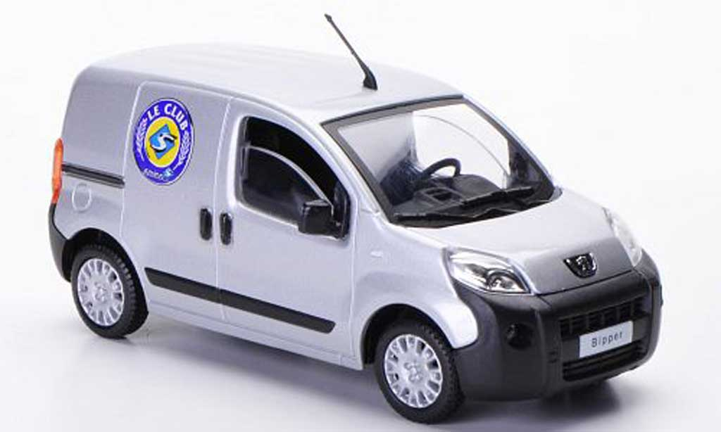Peugeot Bipper 1/43 Solido Kasten Club Solido 2008 miniature