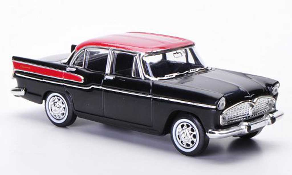 Simca Chambord 1/43 Solido black/red 1958 diecast