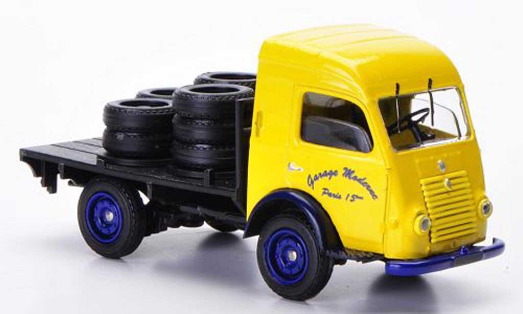 Renault Goelette 1/43 Solido Garage Moderne Pritsche mit Ladegut diecast model cars