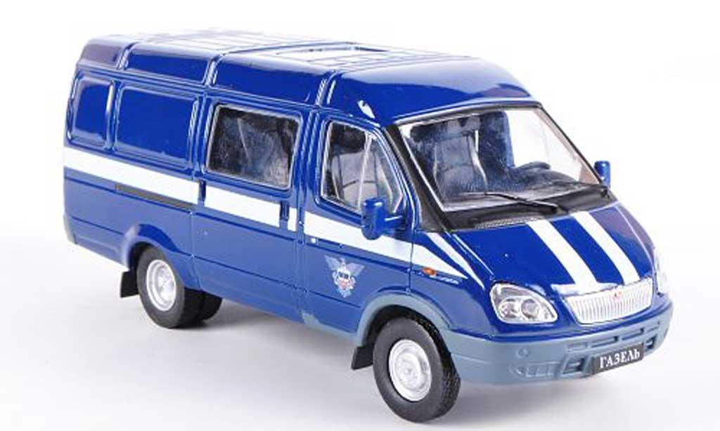gaz 2705 fapsi behordenfahrzeug mcw modellauto 1 43 kaufen verkauf modellauto online. Black Bedroom Furniture Sets. Home Design Ideas