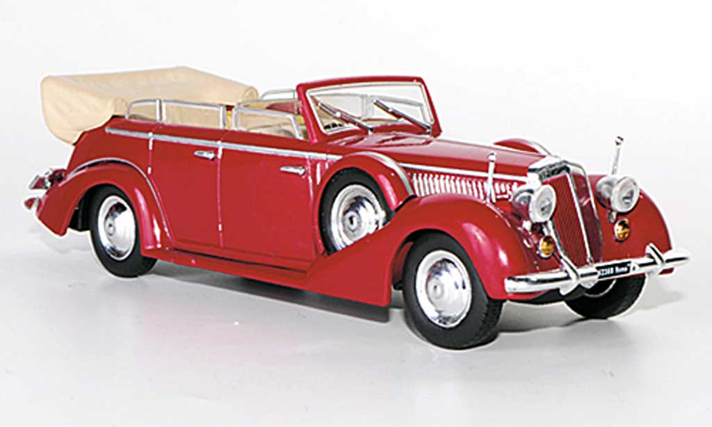 Lancia Astura 1/43 Starline IV Serie Ministeriale red 1938 diecast model cars