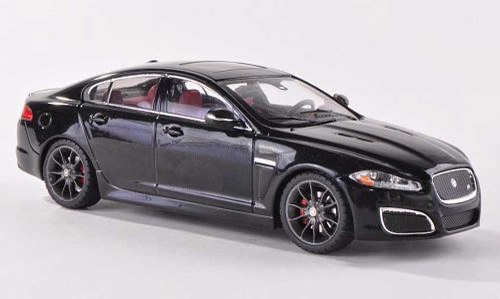 jaguar xfr black 2010 ixo diecast model car 1 43 buy sell diecast car on. Black Bedroom Furniture Sets. Home Design Ideas