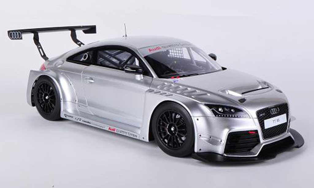 audi tt rs vln pesentationsmodell 2011 spark modellauto 1. Black Bedroom Furniture Sets. Home Design Ideas