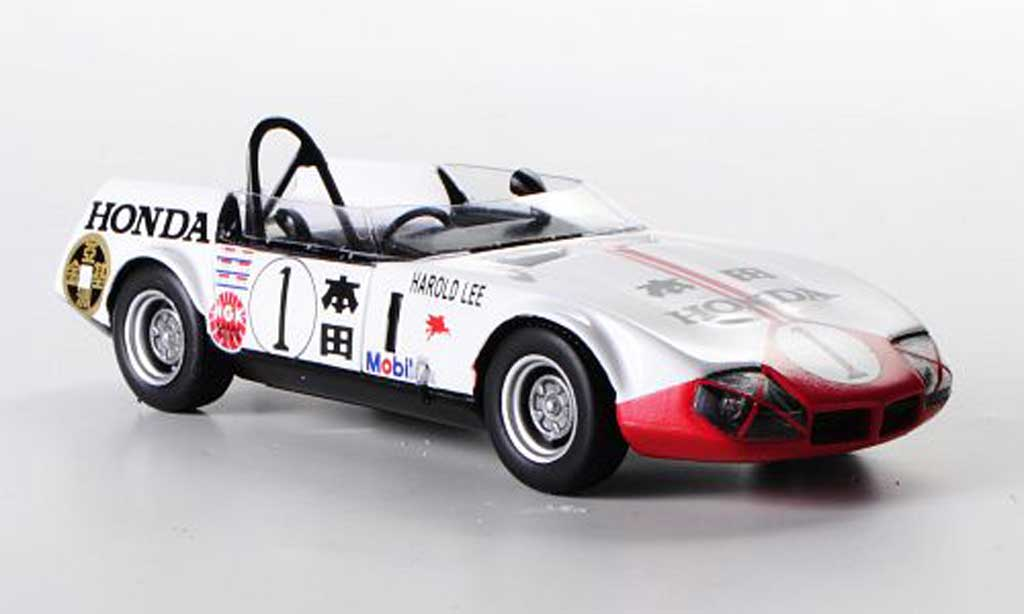 RQ Coniglio 1/43 Ebbro No.1 H.Lee GP Macau 1970 miniature