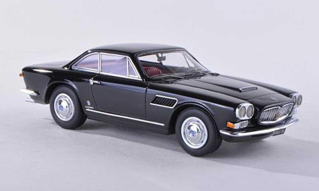 Maserati Sebring 1/43 Neo serie II noire 1963 miniature