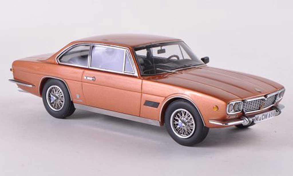 Maserati Mexico 1/43 Neo kupfer limitierte Auflage 300 Stuck 1966 miniature