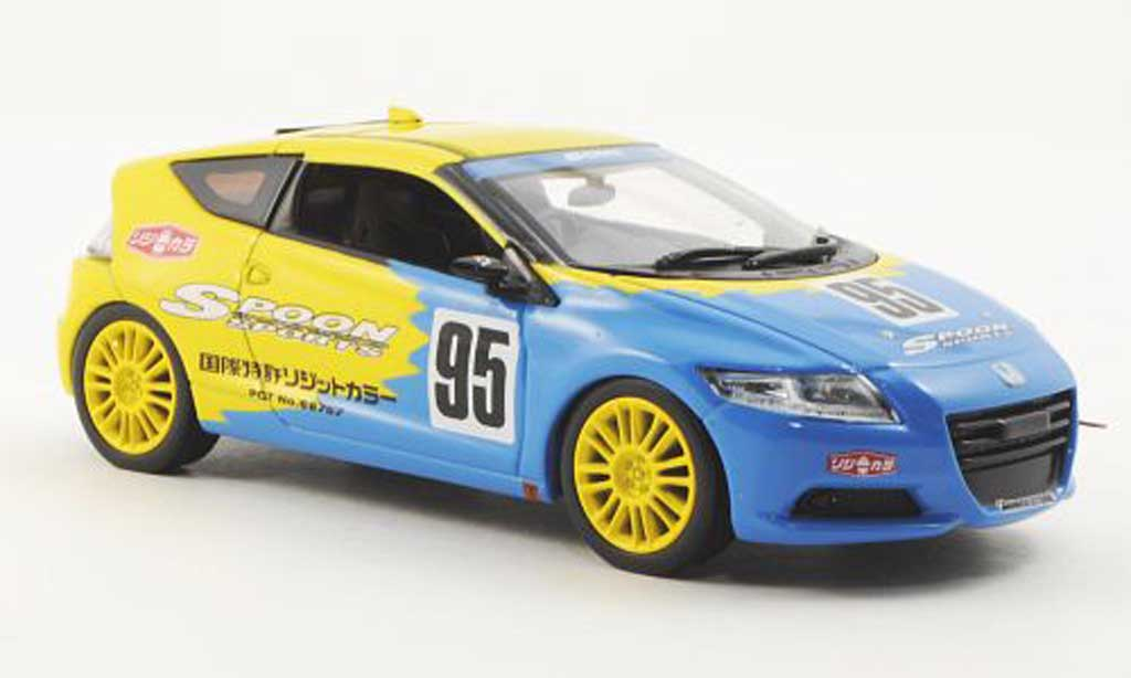 Honda CR-Z 1/43 J Collection No.95 Spoon Edition 2011 miniature
