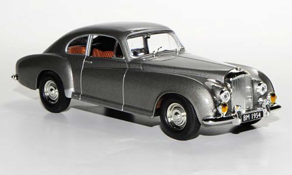 Bentley Continental R-Type 1/43 Yat Ming Franay grise LHD 1954 miniature