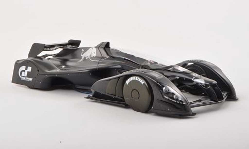 Red Bull F1 2010 1/18 Autoart X prougeotype carbon miniature