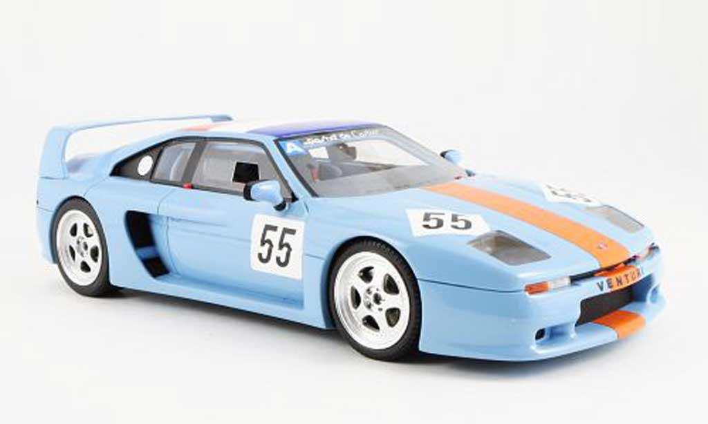 Venturi 400 Trophy 1/18 Ottomobile No.55 Gulf miniature