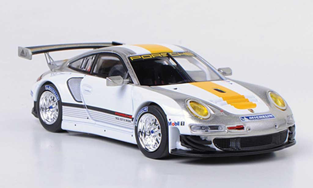 Porsche 997 GT3 RSR 1/43 Norev Presentation miniature