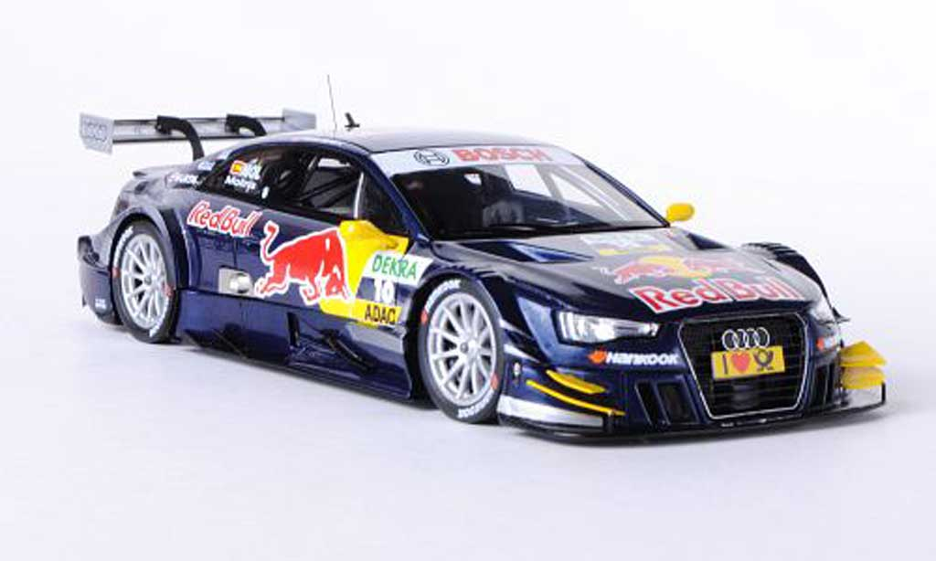 audi a5 dtm red bull m molina dtm saison 2012 spark. Black Bedroom Furniture Sets. Home Design Ideas
