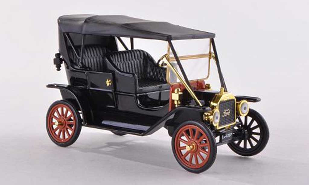Ford Model T 1/43 WhiteBox Touring noire  1909 miniature