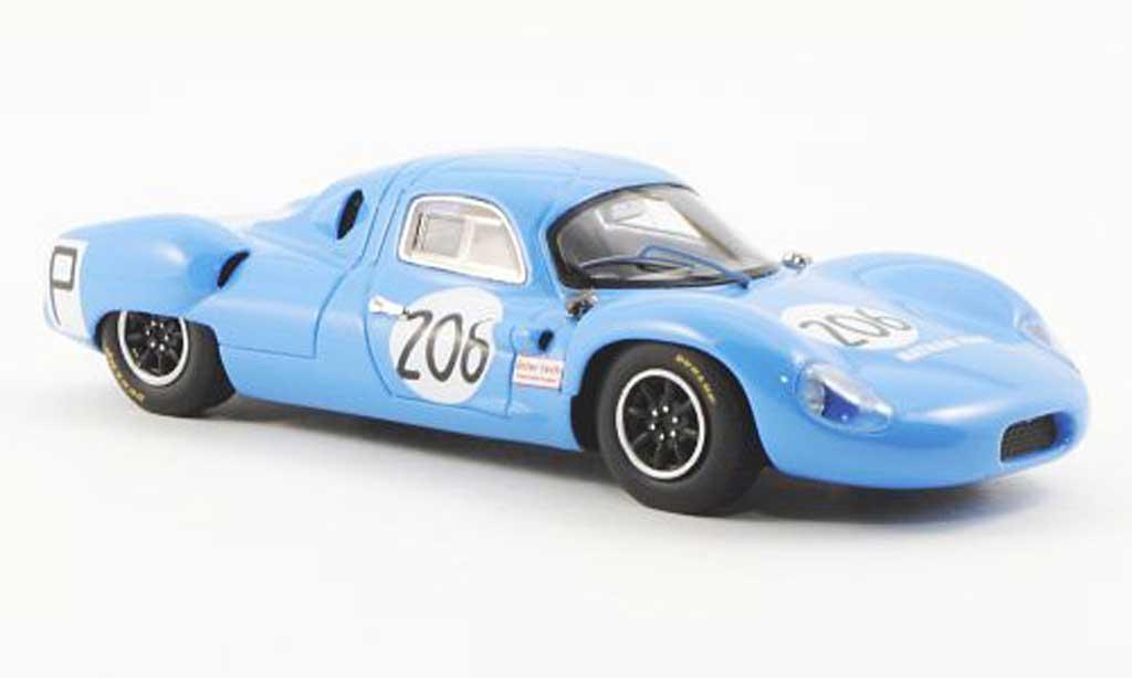 Costin Nathan 1/43 Ebbro No.206 Targa Florio 1970 miniature