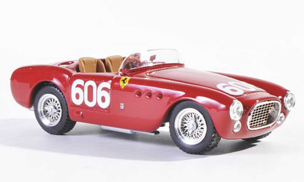 Ferrari 225 1952 1/43 Art Model S No.606 Bornigia / Bornigia Mille Miglia miniature
