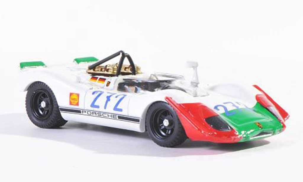 Porsche 908 1969 1/43 Best No.272 Kauhsen / Van Wendt Targa Florio miniature