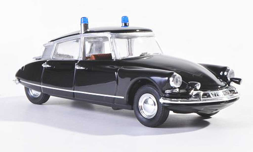 Citroen ID 19 1/43 Rio Polizei Paris  1968 miniature