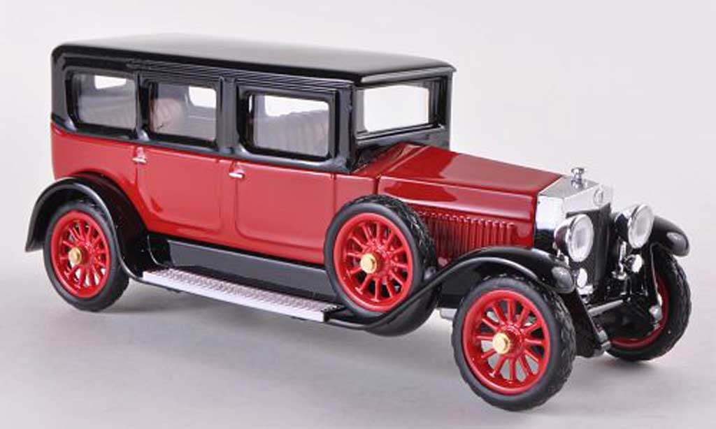 Fiat 519 1/43 Rio S Limousine red/black 1929 diecast model cars