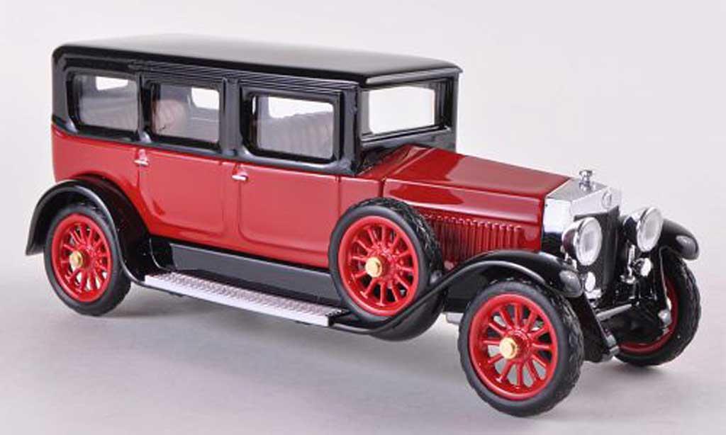 Fiat 519 1/43 Rio S Limousine rouge/noire 1929 miniature