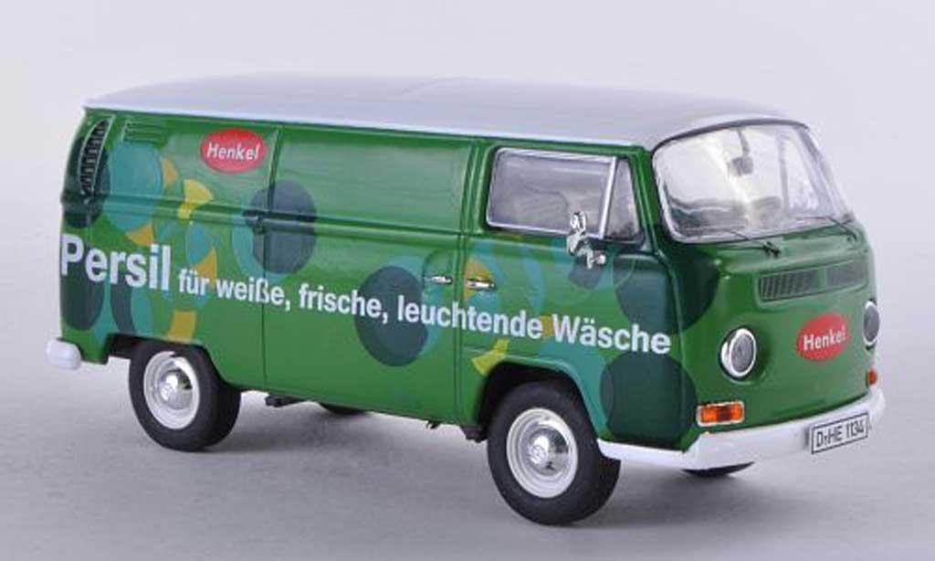 Volkswagen T2 A 1/43 Premium ClassiXXs fourgon Persil miniature