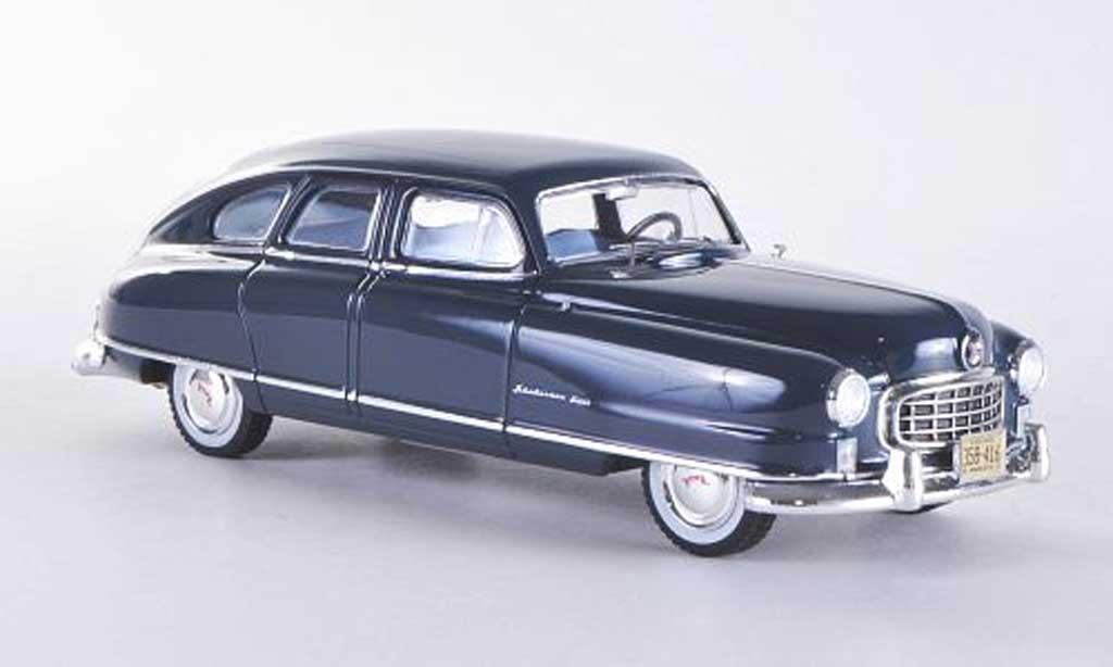 Nash Ambassador 1/43 Premium X grise bleu Sondermodell limitierte Auflage 500 Stuck 1950 miniature