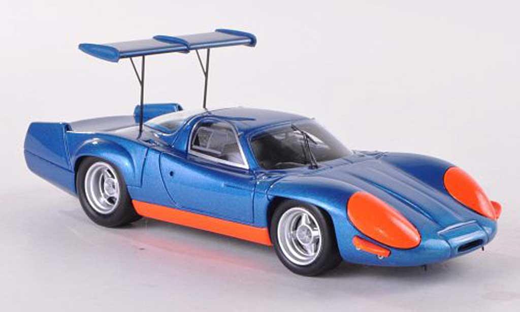 Alpine A220 1/43 Spark Testfahrzeug 1969 diecast model cars