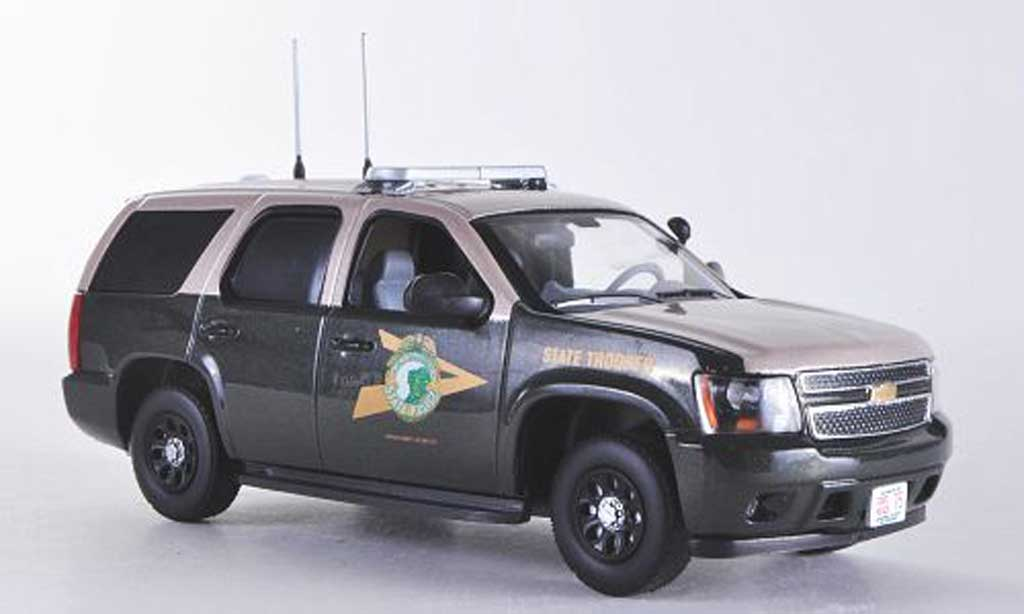 Chevrolet Tahoe 1/43 First Response New Hampshire State Police Polizei (USA) 2011 miniature