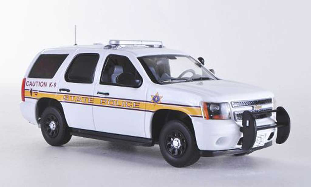 Chevrolet Tahoe 1/43 First Response Illinois State Police Polizei (USA) 2011 miniature