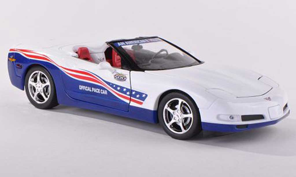 Chevrolet Corvette C4 1/43 Ertl Convertible (C4) Indy 500 Official Pace Car diecast