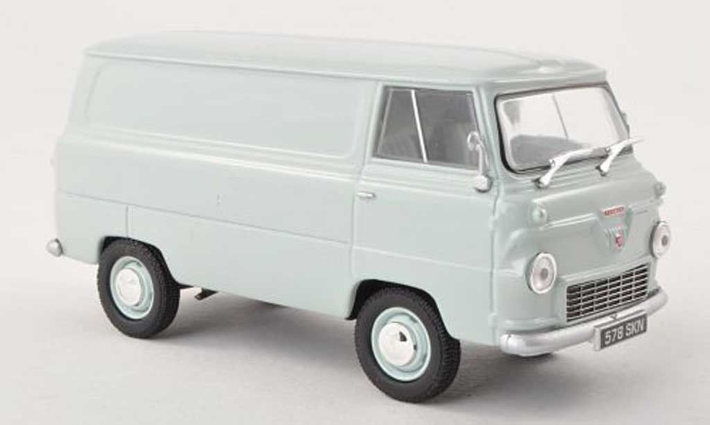 Ford 400E 1/43 Oxford kombi gris RHD  miniature