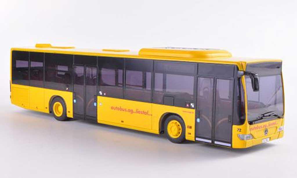 Mercedes Citaro 1/43 Rietze E4 AAGL - Autobus AG Liestal (CH) miniature