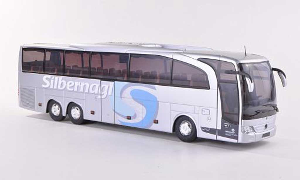 Mercedes Travego 1/43 Rietze M Euro 6 greynagl Kastelruth diecast model cars