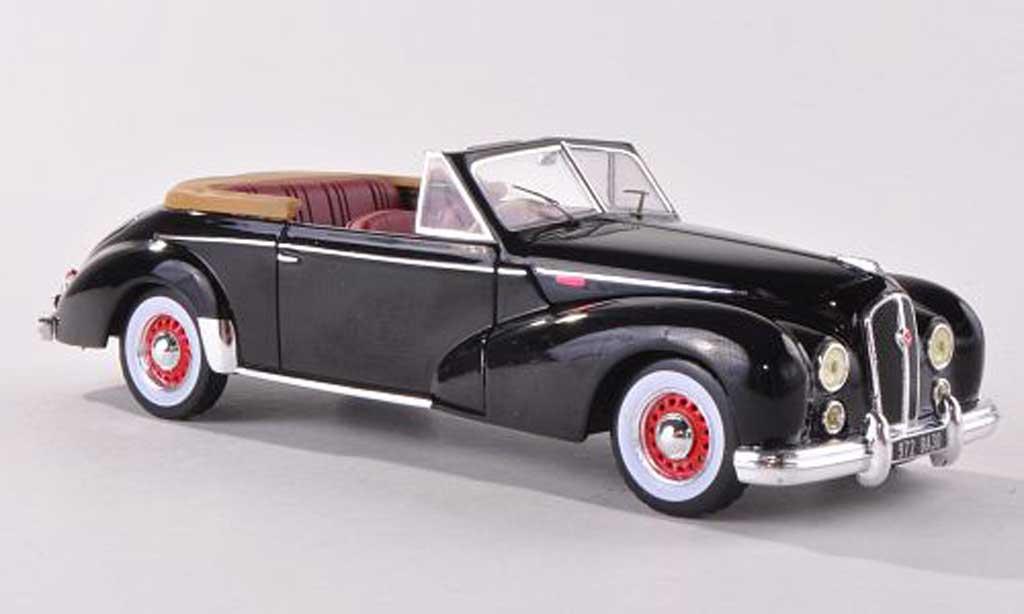 Hotchkiss Antheor 1/43 IXO noire RHD 1953 miniature