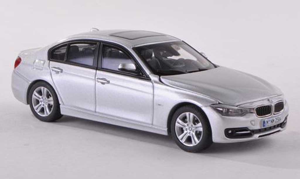 Bmw 330 F30 1/43 Paragon d miniature