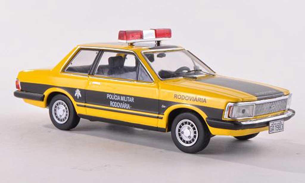 Ford Del Rey 1/43 Premium X Policia Militar Rodoviaria  1982 miniature