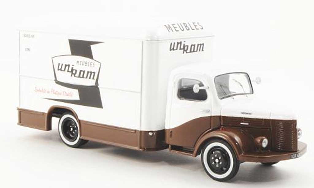 Hotchkiss PL 25 1/43 Eligor Uniram Meubles miniature