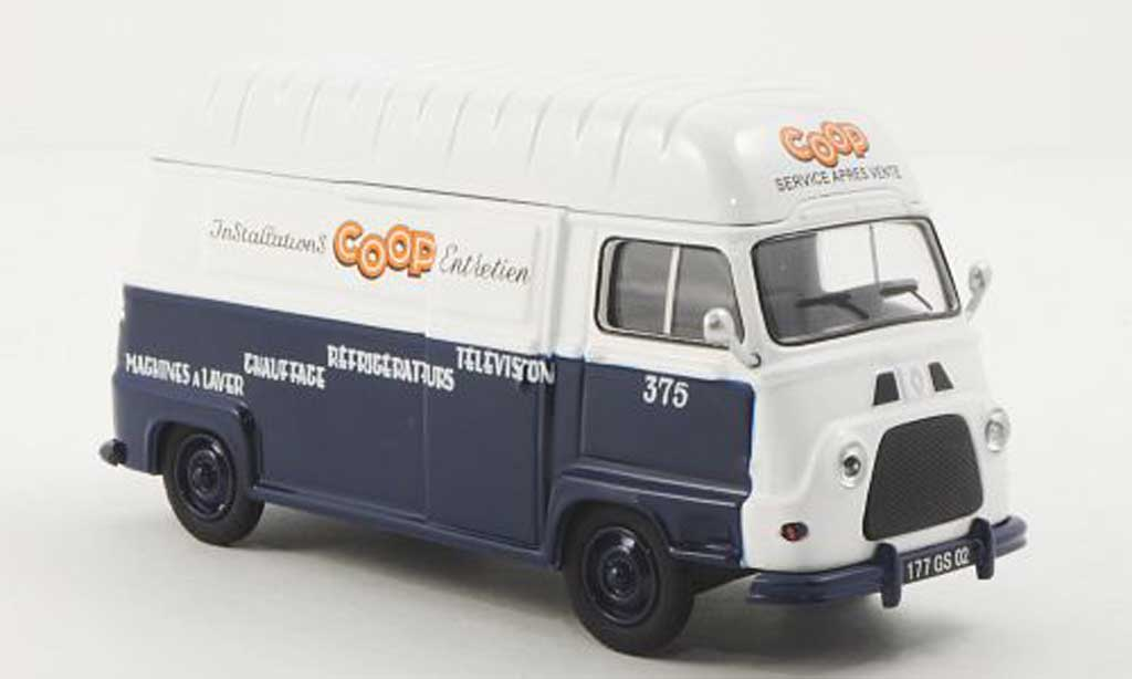 Renault Estafette 1/43 Eligor COOP Service miniature