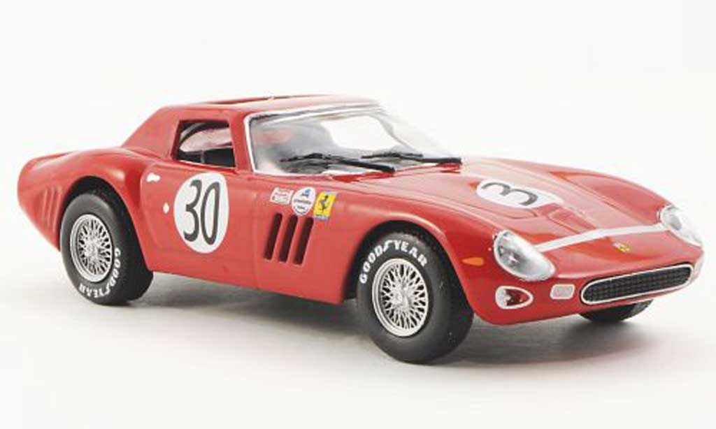 Ferrari 250 GTO 1964 1/43 Ferrari Racing Collection 2000 km P.Hill / P.Rodriguez miniature