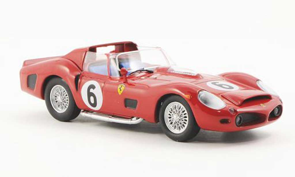 Ferrari 330 1/43 Ferrari Racing Collection 24h Le MansO.Gendebien / P.Hill 1962 miniature