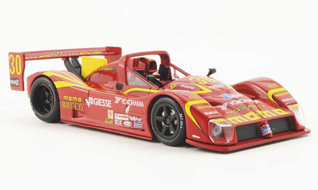 Ferrari F333 1/43 Ferrari Racing Collection SP 24h Daytona G.Moretti / M.Baldi / A.Luyendyk / D.Theys 1998 miniature