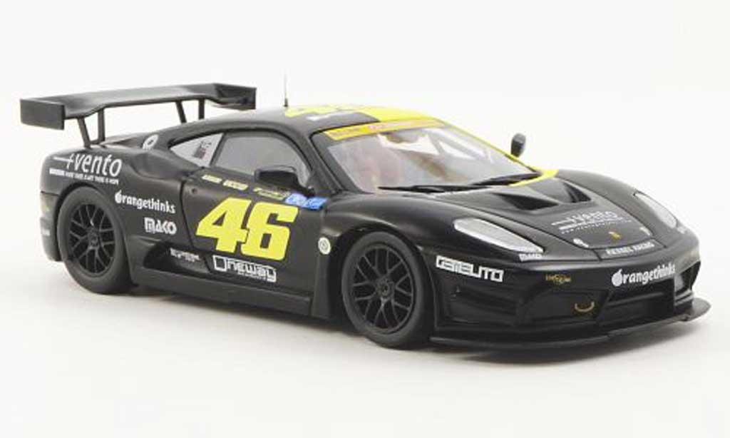 Ferrari 430 1/43 Ferrari Racing Collection GT3 Seuderia 6h Vallelunga V.Rossi / U.Salucci / A.Ceccato 2009 miniatura