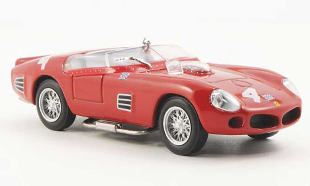 Ferrari 250 TR 1961 1/43 Ferrari Racing Collection 4h Pescara L.Bandini / G.Scarlatti diecast