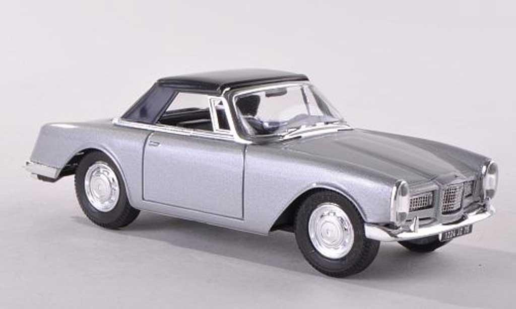 Facel Vega Facellia 1/43 Solido grise  1962 miniature