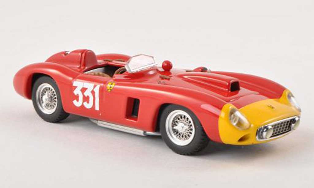 Ferrari 290 1956 1/43 Art Model MM No.331 Targa Florio/Giro di Sicilia Castellotti/Rota miniature