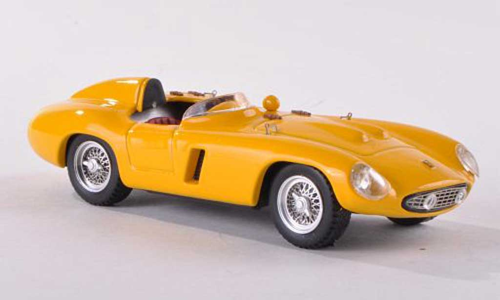 Ferrari 750 1/43 Art Model Monza yellow 1955 diecast model cars