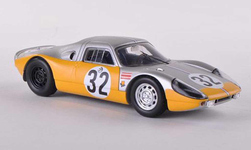 Porsche 904 1964 1/43 Spark No.32 24h Le Mans Franc/J.Kergen miniature
