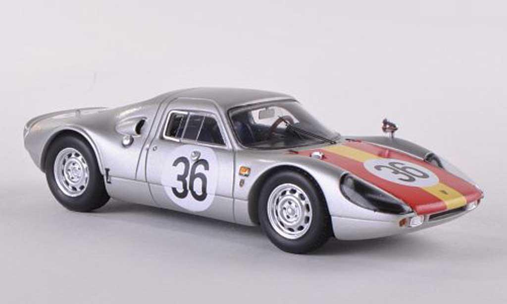 Porsche 904 1965 1/43 Spark No.36 24h Le Mans G.Fischaber/G.Koch diecast model cars